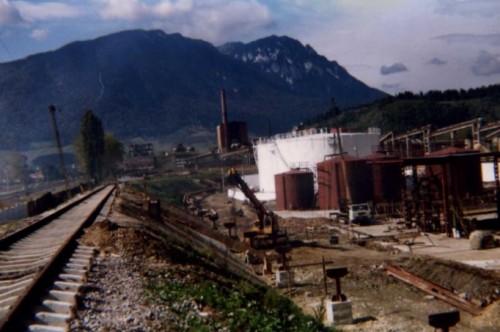 Statie de descarcare carburant - Zarnesti, 2002 CERENG CONSULT - Poza 3