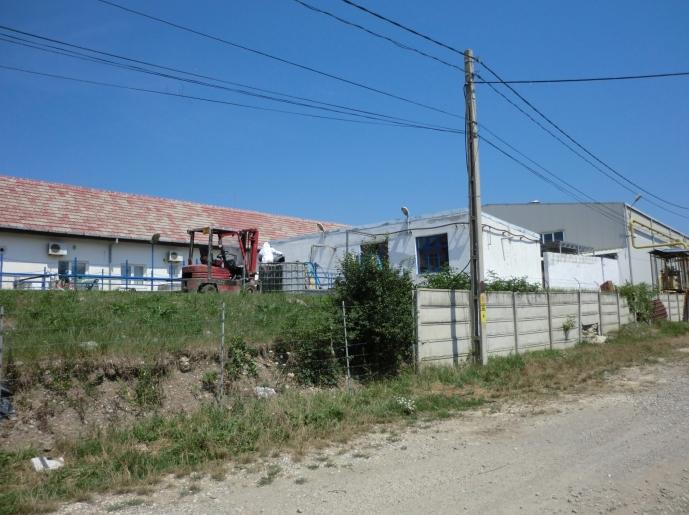 Statie de epurare Fabrica Rouleau Guichard, 2004 CERENG CONSULT - Poza 1