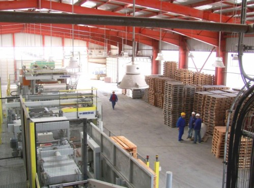 Statie de incarcare vrac si linie paletizare, Lafarge Romcim - Medgidia, Ibau Hamburg (Germany) si Metral (Spain) Technology,  2005-2006 CERENG CONSULT - Poza 3