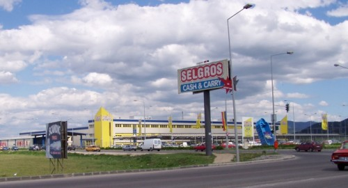 Supermarket Cash & Carry SELGROS BRASOV - 2000-2001 CERENG CONSULT - Poza 1