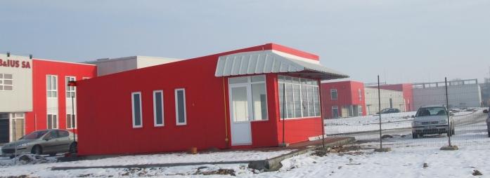 Uzina noua IUS - BRASOV, 2007 - 2010 CERENG CONSULT - Poza 2