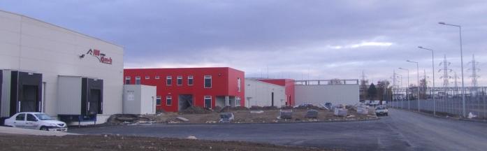 Uzina noua IUS - BRASOV, 2007 - 2010 CERENG CONSULT - Poza 3