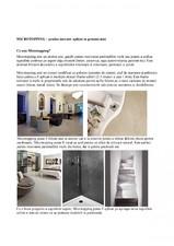Pardoseli decorative IDEAL WORK