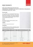 Var macinat pentru BCA calcic nestins CELCO - CL90-Q dp