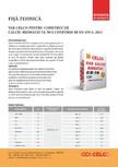 Var pentru constructii calcic hidratat CELCO - Var calcic hidratat CL90-S dp