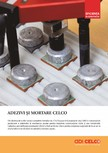 Pliant - Mortar pentru zidarie BCA cu straturi subtiri CELCO - ZID DD-M5, ZID DD-M10