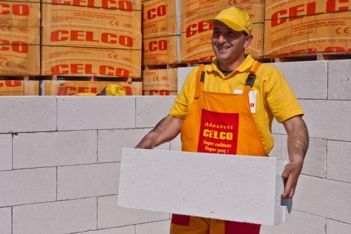 Prezentare produs BCA - beton celular autoclavizat CELCO - Poza 3