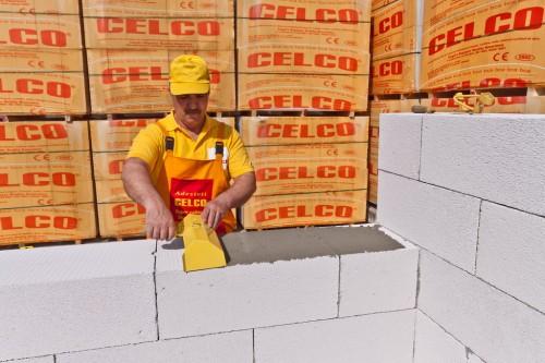 Prezentare produs BCA - beton celular autoclavizat CELCO - Poza 11