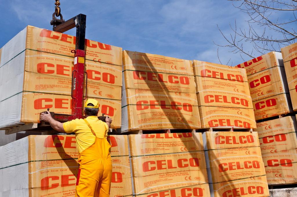 BCA - beton celular autoclavizat CELCO - Poza 2