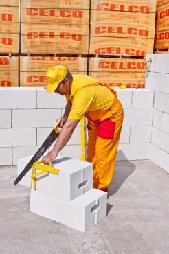 Prezentare produs BCA - beton celular autoclavizat CELCO - Poza 13
