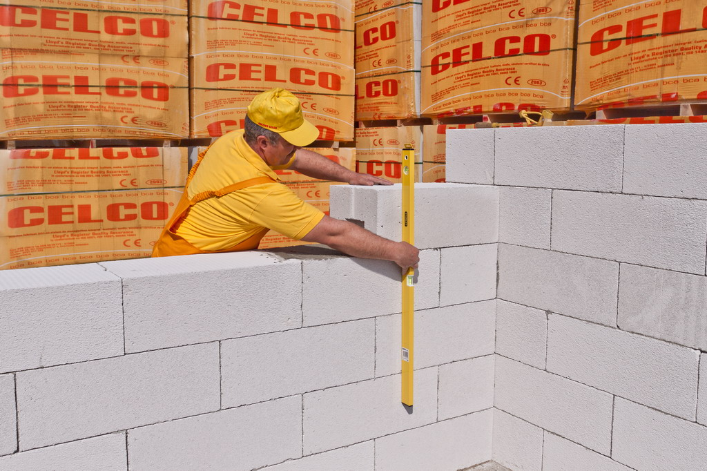 BCA - beton celular autoclavizat CELCO - Poza 9