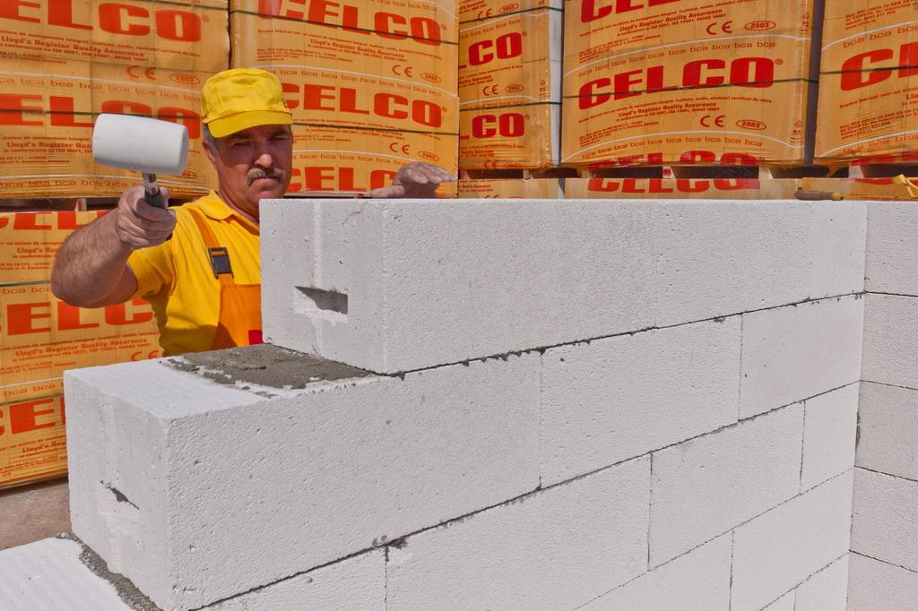 BCA - beton celular autoclavizat CELCO - Poza 6