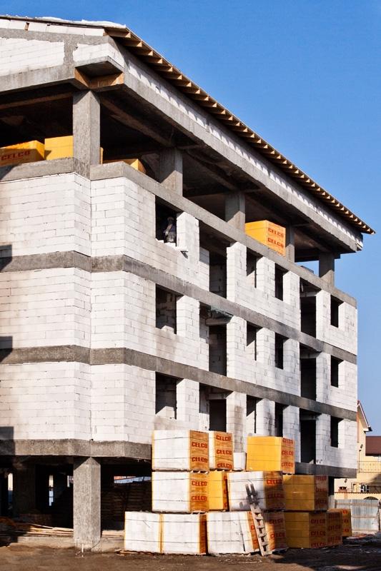 BCA - beton celular autoclavizat CELCO - Poza 16