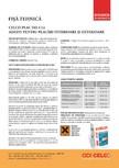 Adeziv pentru placi ceramice de interior/exterior     CELCO - PLAC interior-exterior DD-C12