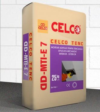 Prezentare produs Mortar pentru tencuire mecanizata CELCO - Poza 2