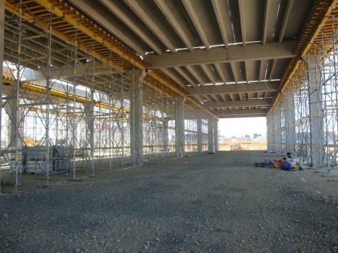 Lucrari, proiecte Montaj schela portanta Ploiesti Mall DOKA - Poza 4