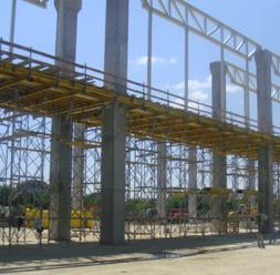 Schele, sisteme de cofrare pentru beton DOKA
