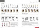 Accesorii pentru ferestre din lemn cu invelis exterior din aluminiu Internorm