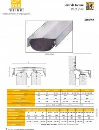 Profile de dilatatie pentru acoperis (calcane)