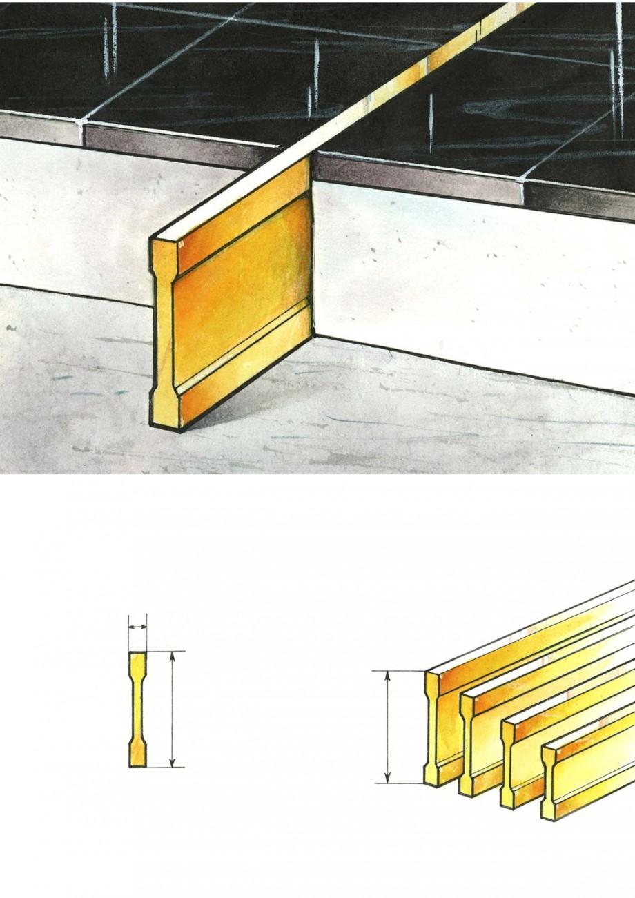 Pagina 7 - Profile de dilatatie pentru finisaje pardoseala VEDA Control joints and tile dividers...