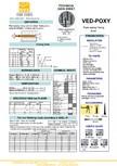 Ancore chimice pentru profile de dilatatie VEDA - Accesories