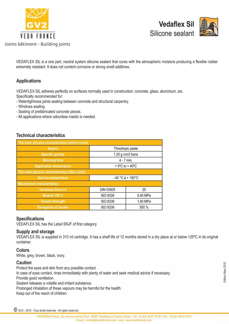 Pagina 3 - Ancore chimice pentru profile de dilatatie VEDA Accesories Accesorii Romana h  Inject ...