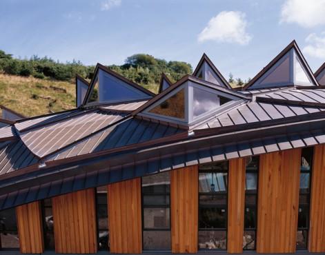 Tabla din cupru pentru acoperisuri si fatade TECU - Poza 3