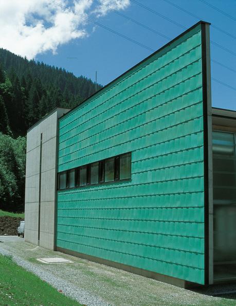 Tabla din cupru pentru acoperisuri si fatade TECU - Poza 8