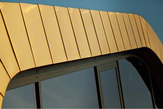 Tabla din cupru pentru acoperisuri si fatade TECU - Poza 2
