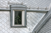 Tabla din titan-zinc pentru acoperisuri si fatade VEROZINC