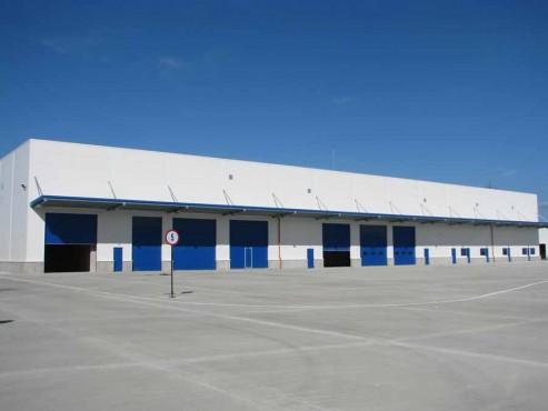 Pardoseli industriale - Beton RINOL - Poza 1