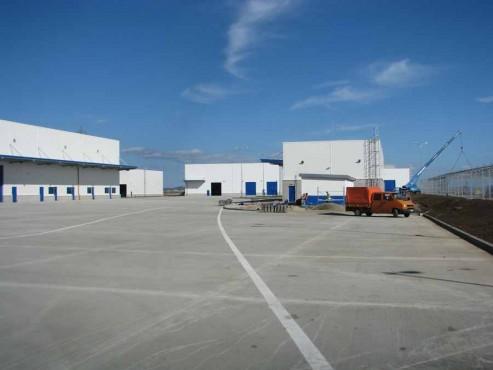 Pardoseli industriale - Beton RINOL - Poza 2