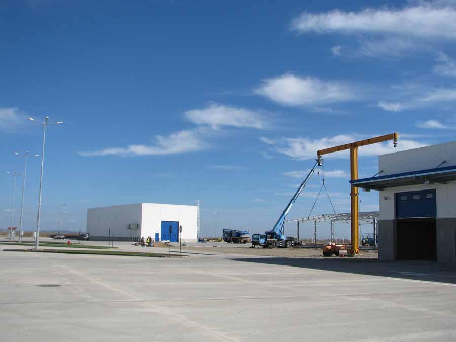 Pardoseli industriale - Beton RINOL - Poza 3