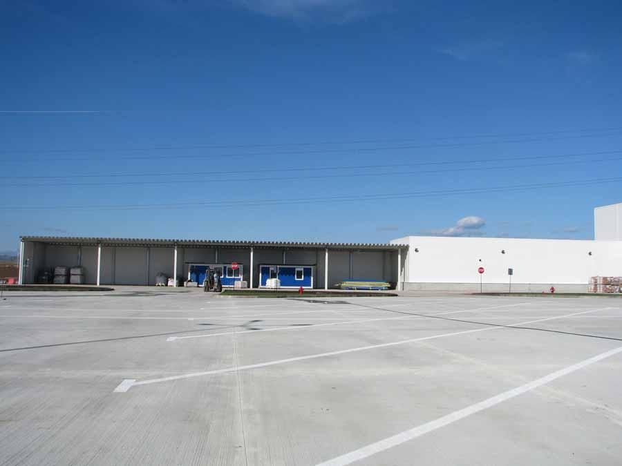 Pardoseli industriale - Beton RINOL - Poza 4