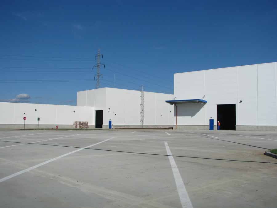 Pardoseli industriale - Beton RINOL - Poza 5