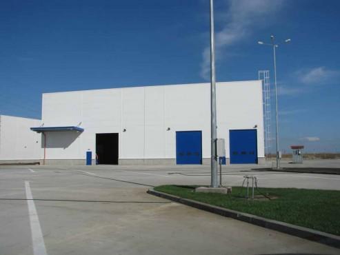 Pardoseli industriale - Beton RINOL - Poza 6