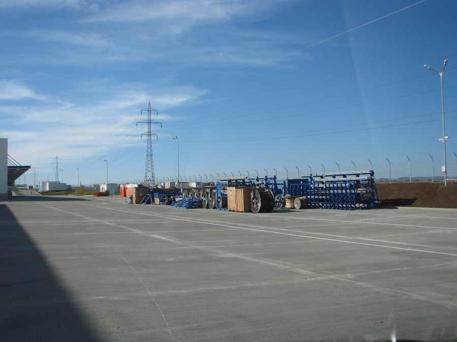 Pardoseli industriale - Beton RINOL - Poza 8