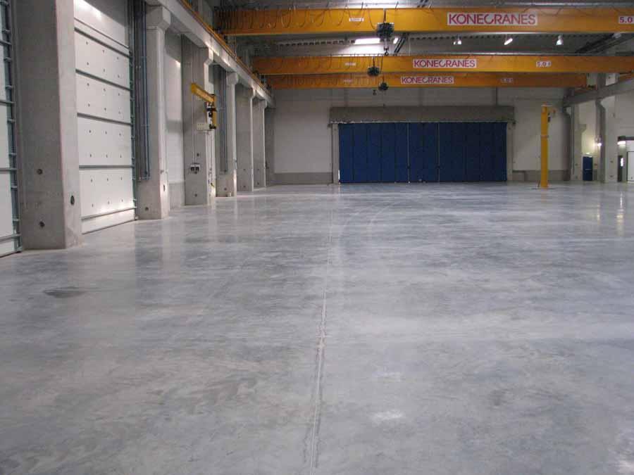Pardoseli industriale - Beton RINOL - Poza 9