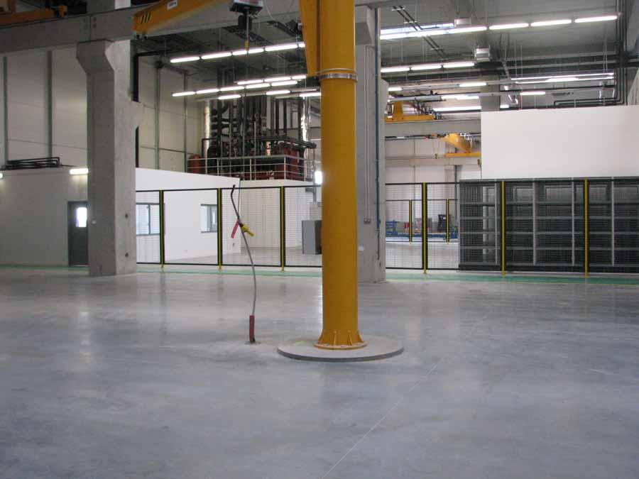 Pardoseli industriale - Beton RINOL - Poza 10