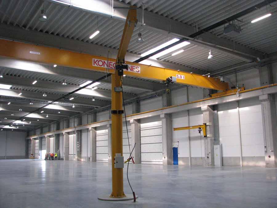 Pardoseli industriale - Beton RINOL - Poza 11