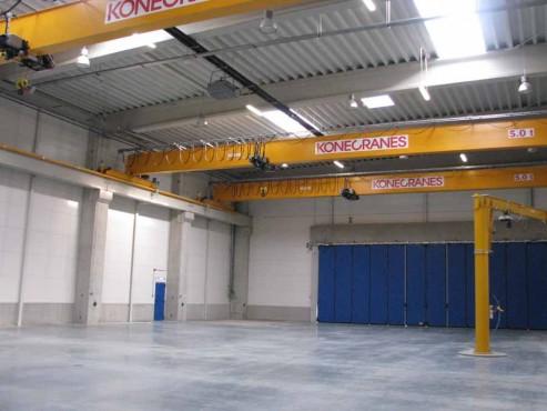 Pardoseli industriale - Beton RINOL - Poza 12