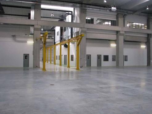 Pardoseli industriale - Beton RINOL - Poza 13