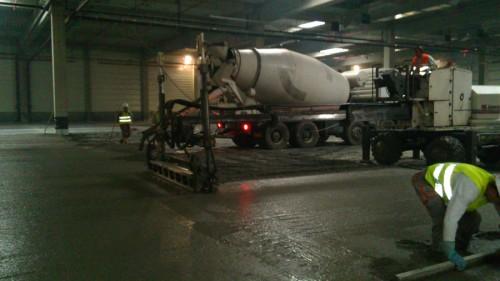 Pardoseli industriale - Beton RINOL - Poza 17