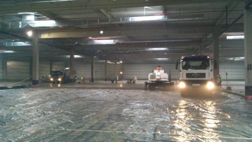 Pardoseli industriale - Beton RINOL - Poza 20