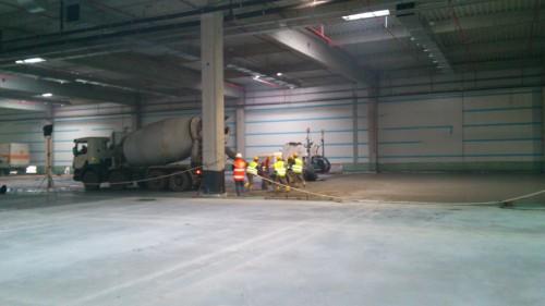 Pardoseli industriale - Beton RINOL - Poza 21