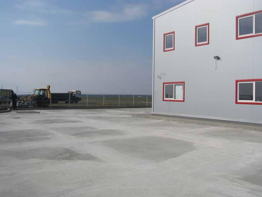 Pardoseli industriale - Beton RINOL - Poza 24