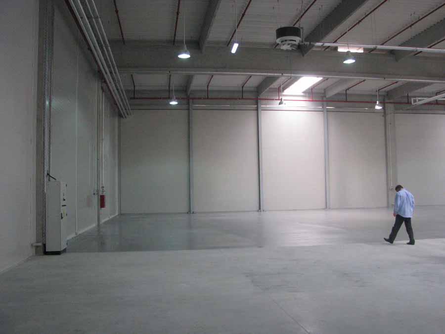 Pardoseli industriale - Beton RINOL - Poza 25