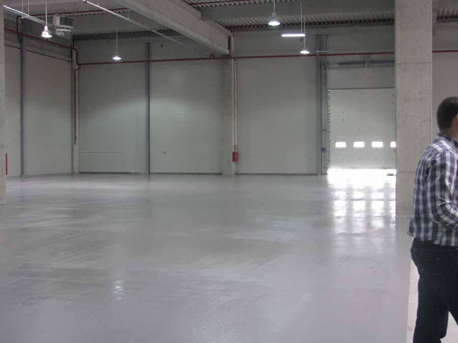 Pardoseli industriale - Beton RINOL - Poza 26
