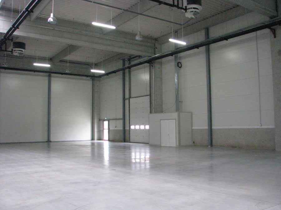 Pardoseli industriale - Beton RINOL - Poza 31