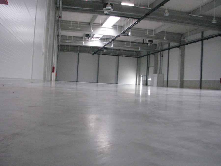 Pardoseli industriale - Beton RINOL - Poza 35